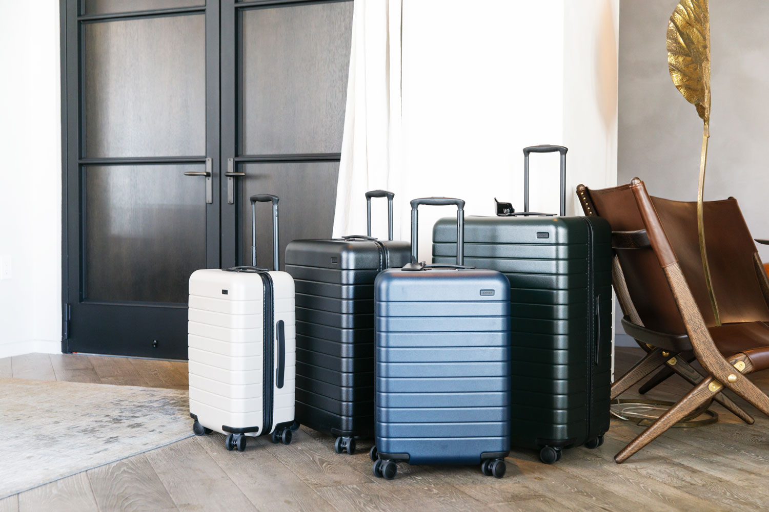 Get Away with the Thoughtful Luggage for Today's Traveller