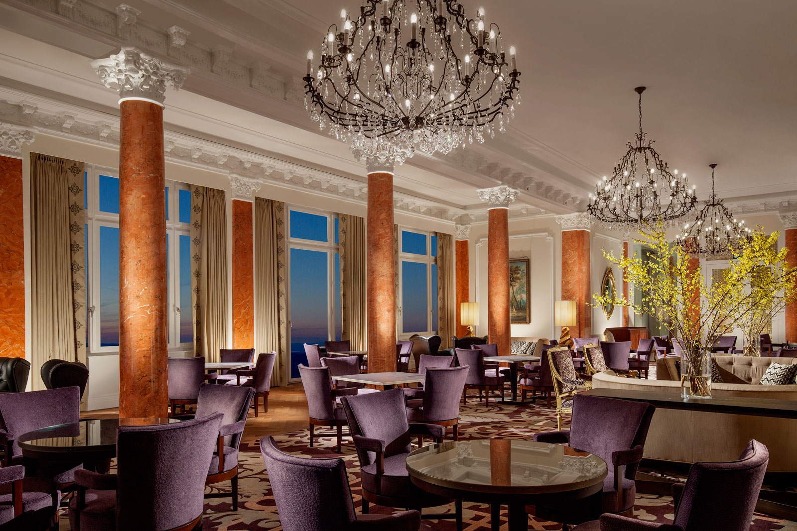 Bürgenstock Hotels & Resort - A Discreet Luxury Mountain Hideaway 9