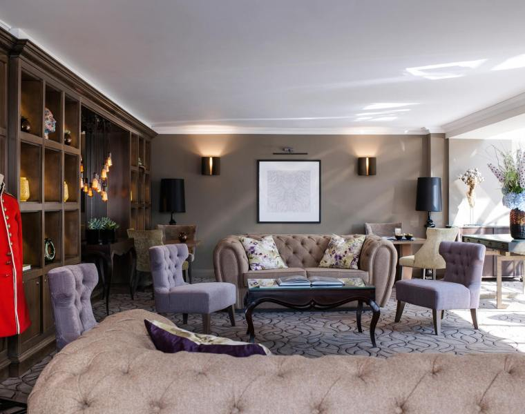 A Right Royal Stay At Castle Hotel Windsor 18