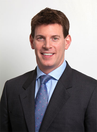 Medical Director Dr Ross Perry
