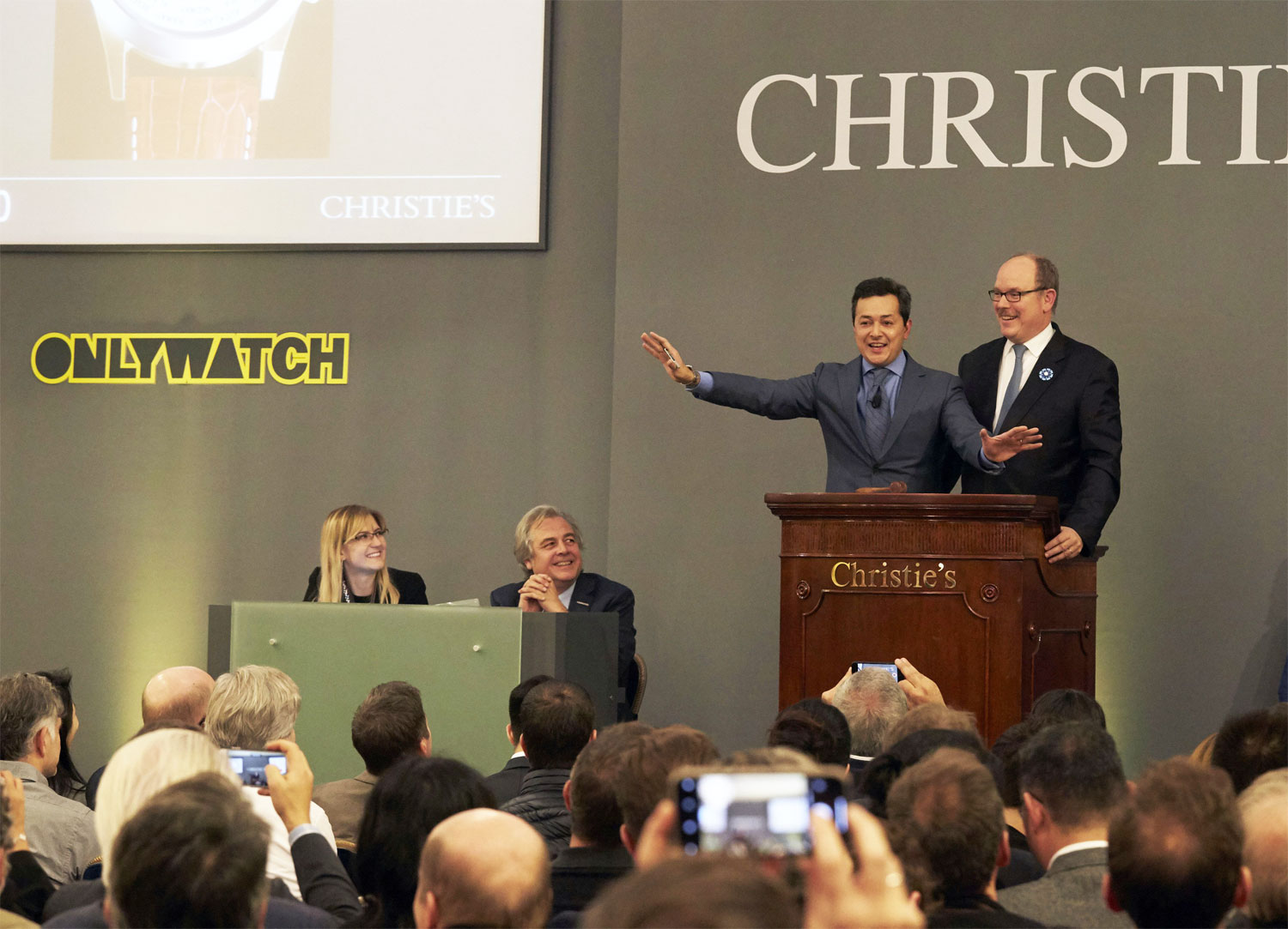 ONLY WATCH Raises €9,289,434 for Research on Duchenne Muscular Dystrophy 5