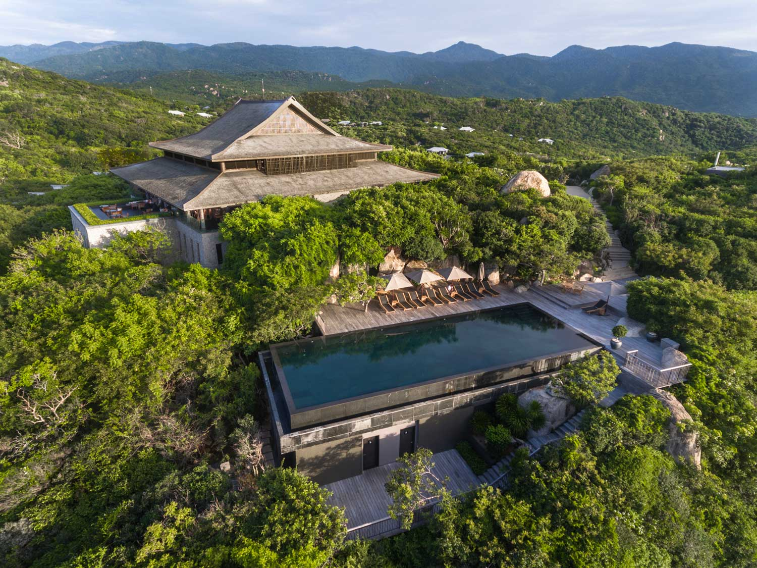 The Amanoi - A Luxurious Haven in Vietnam's Nui Chua National Park 5