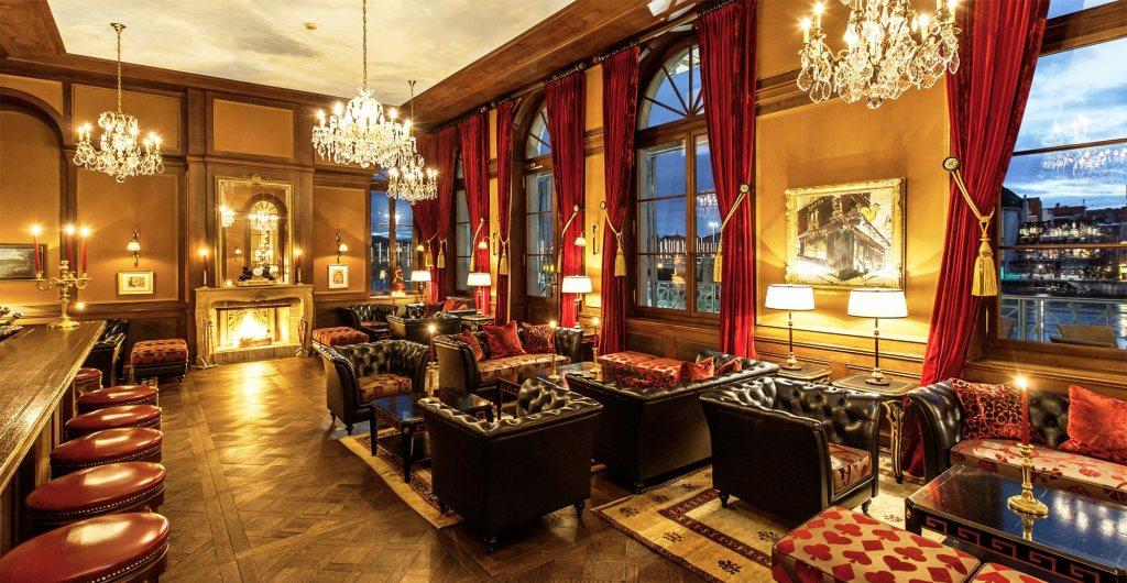 Hotel Les Trois Rois Triumphs at Prix Villégiature & GaultMillau Awards 4