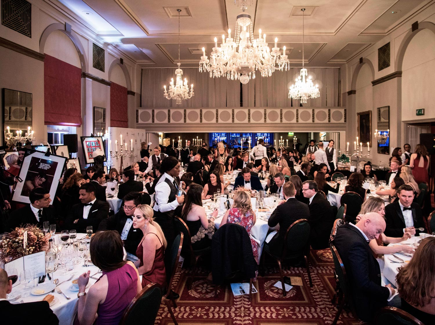 Inaugural Verve Fundraising Gala Ball Raises Over £10,000 for Charity
