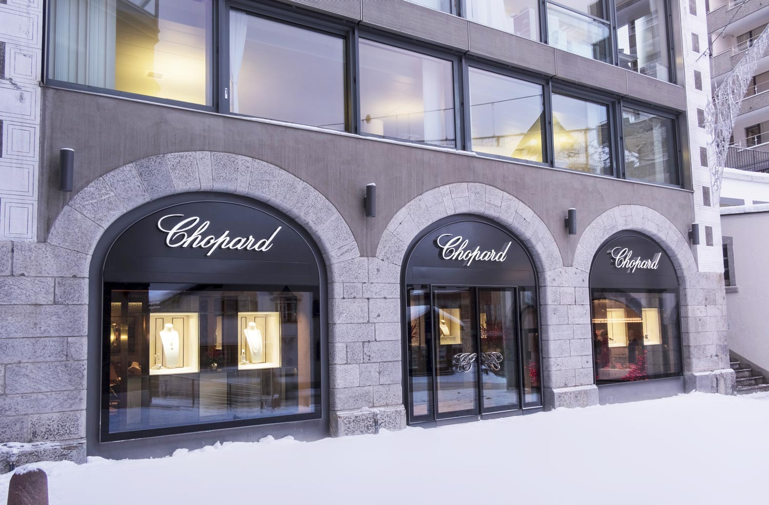 Chopard Supports it's Swiss Heritage with a New Boutique in St. Moritz 4