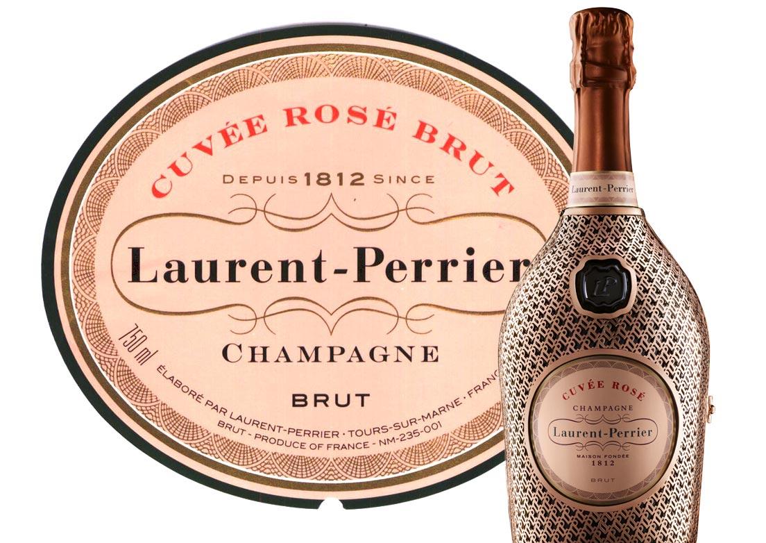 Laurent-Perrier Cuvée Rosé Champagne