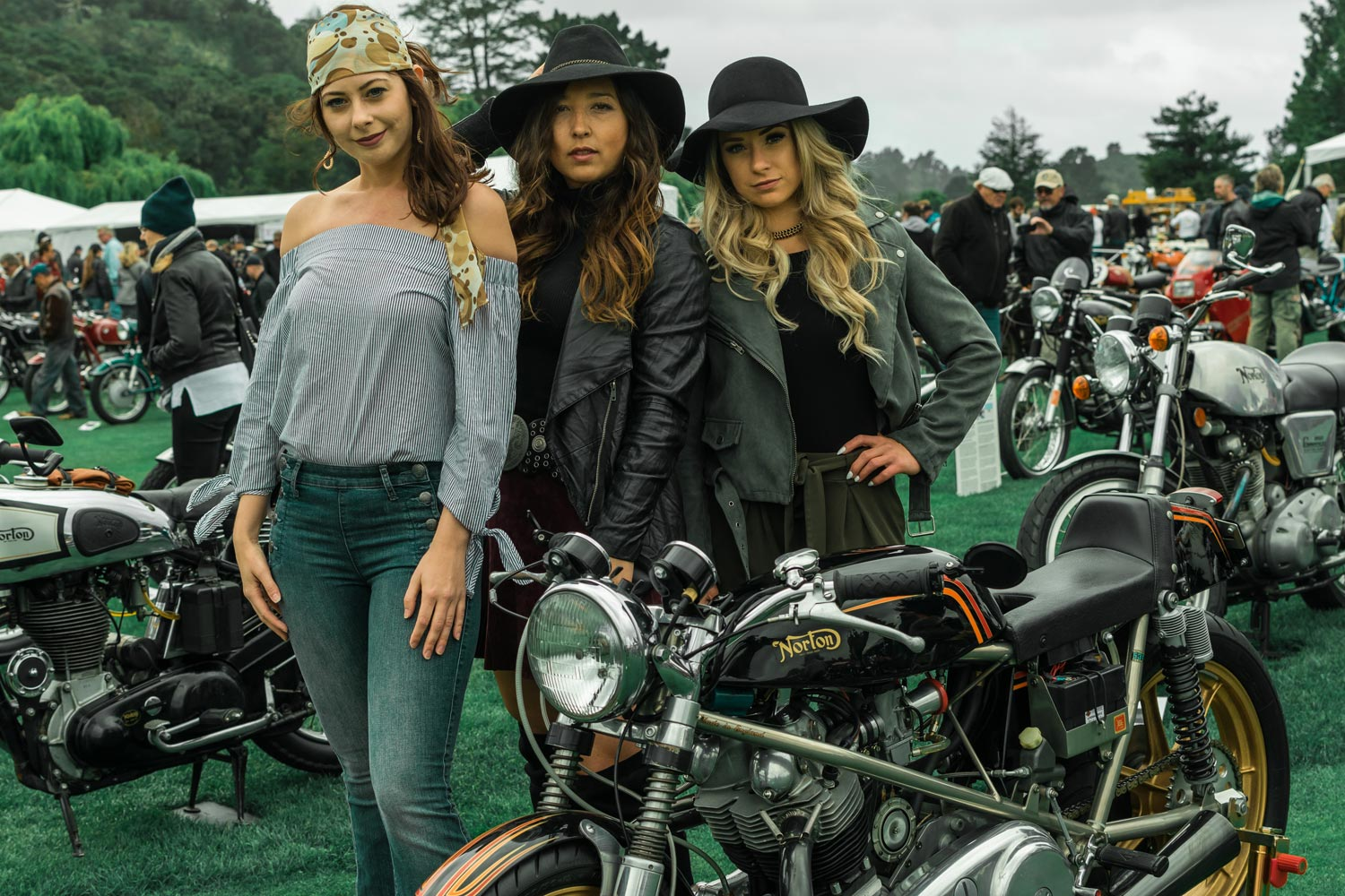 Quail Motorcycle Gathering Introduces New Classes and More for 2018