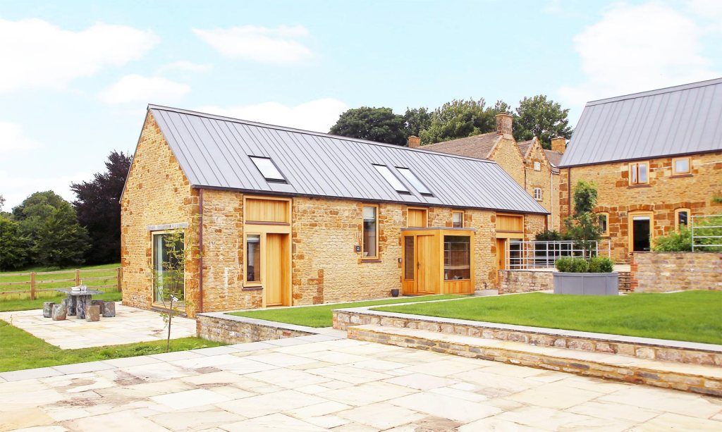 The Dairy, the Cosy Cotswolds' Eco Barn You'll Never Want to Leave