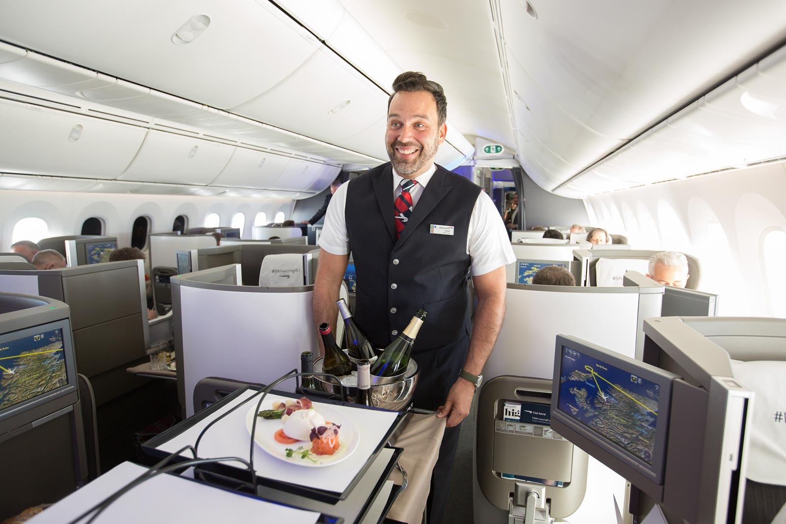 British Airways Club World - A Better Class of Business