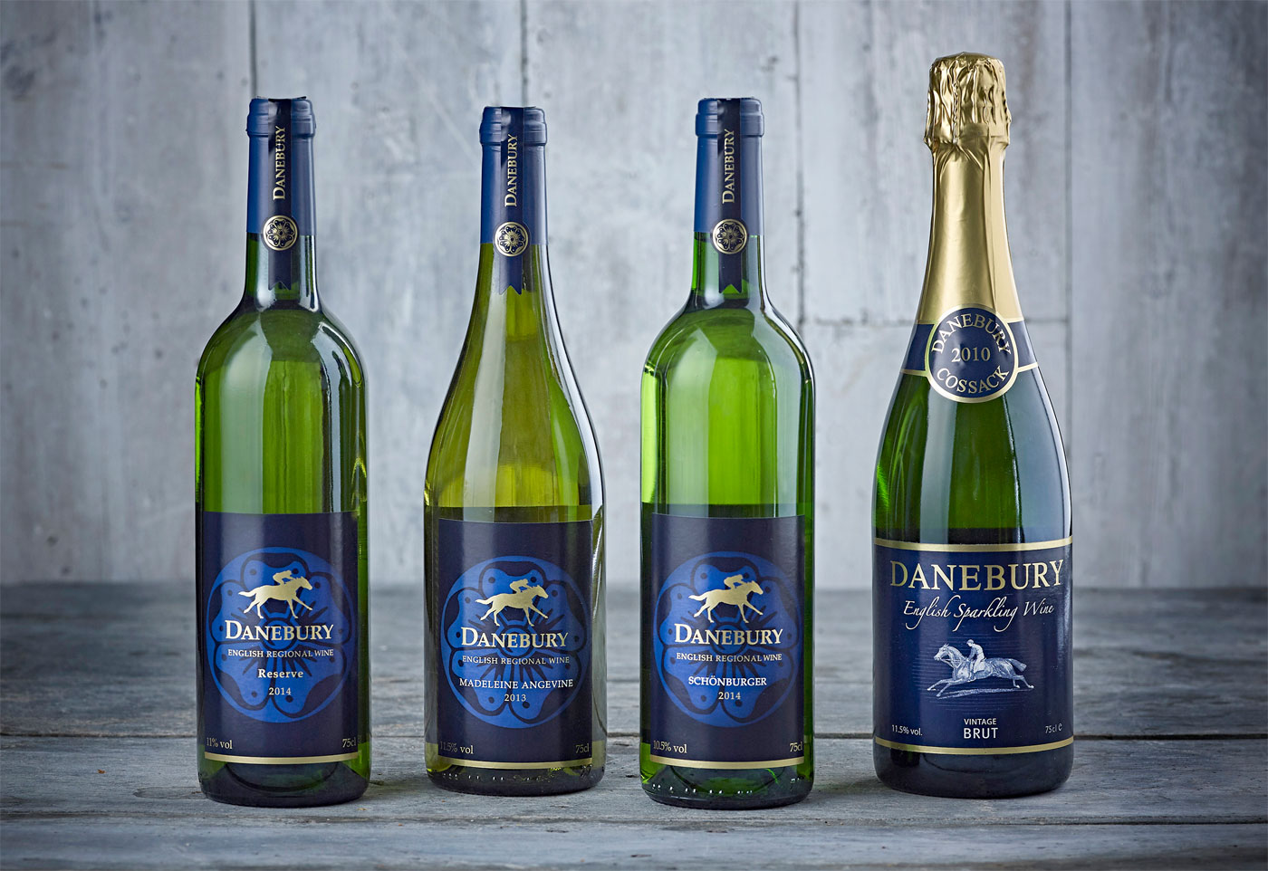 We Take a Look at the Fine English Wines from Danebury Vineyard 2