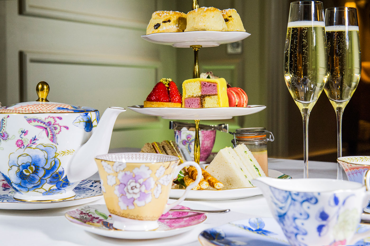 Royal Afternoon Tea at the Arch London