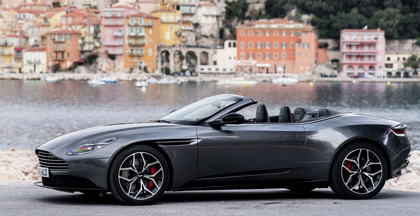 The Future's Looking Bright For Aston Martin Thanks To The DB11 4