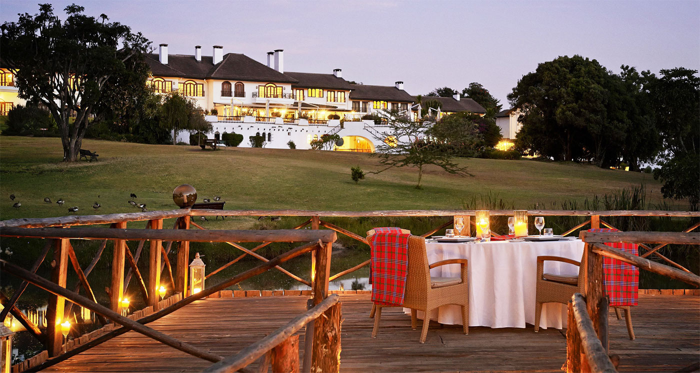 Review of the Fairmont Mount Kenya Safari Club, Kenya