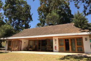 Stay North and South of the Equator at the Fairmont Mount Kenya Safari Club 1