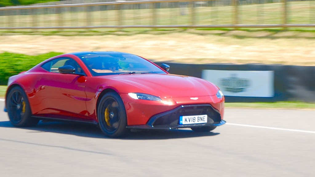 Experiencing HWM Aston Martin's Racing Passion And Heritage 6