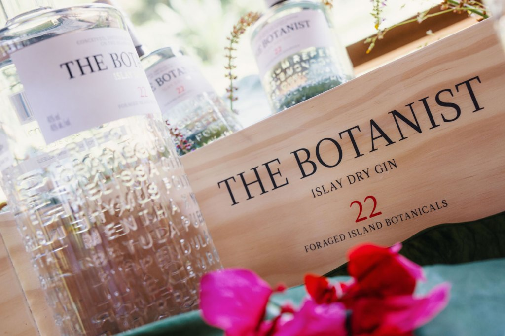 With The Botanist Gin – Foraging is now an Art Form
