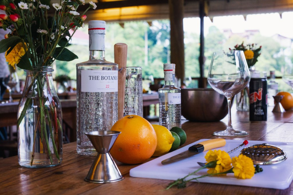 With The Botanist Gin – Foraging is now an Art Form 5