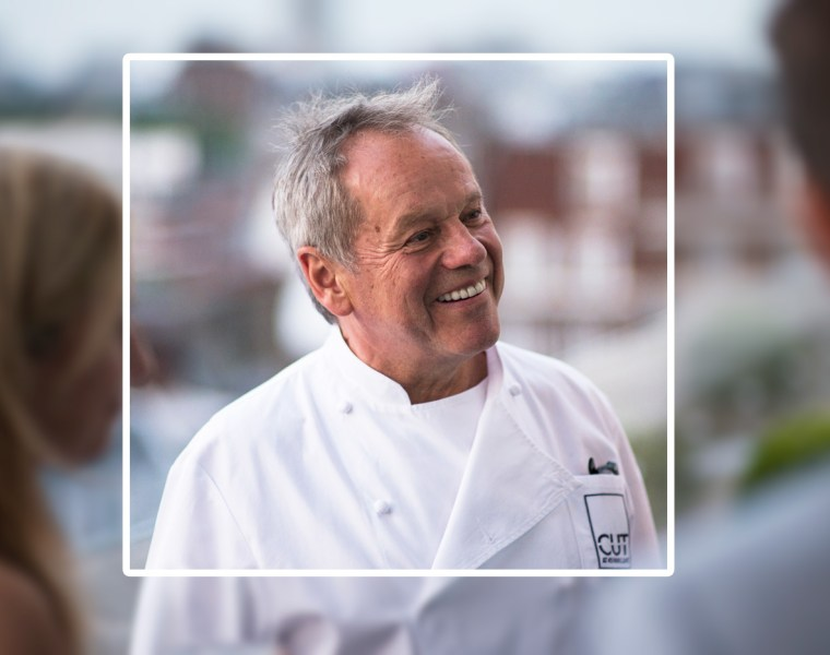 Celebrity Chef & Culinary Icon Wolfgang Puck In Conversation With Gina Baksa 34