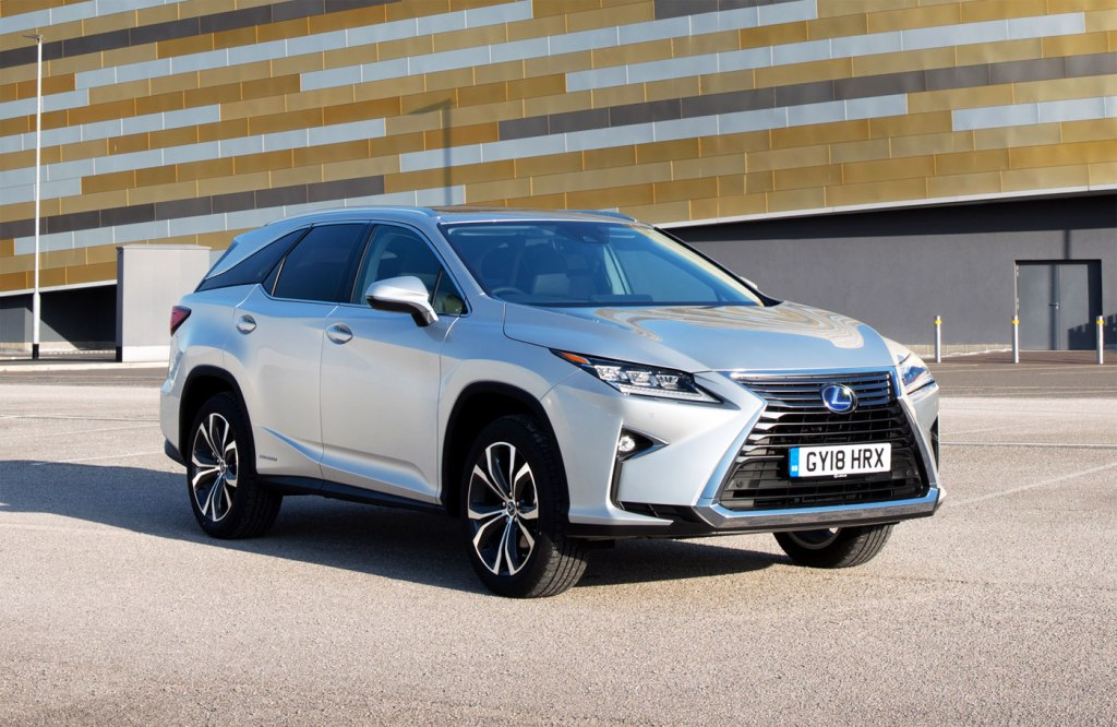 Is The Lexus RXL The Large Luxury SUV We've All Been Waiting For?