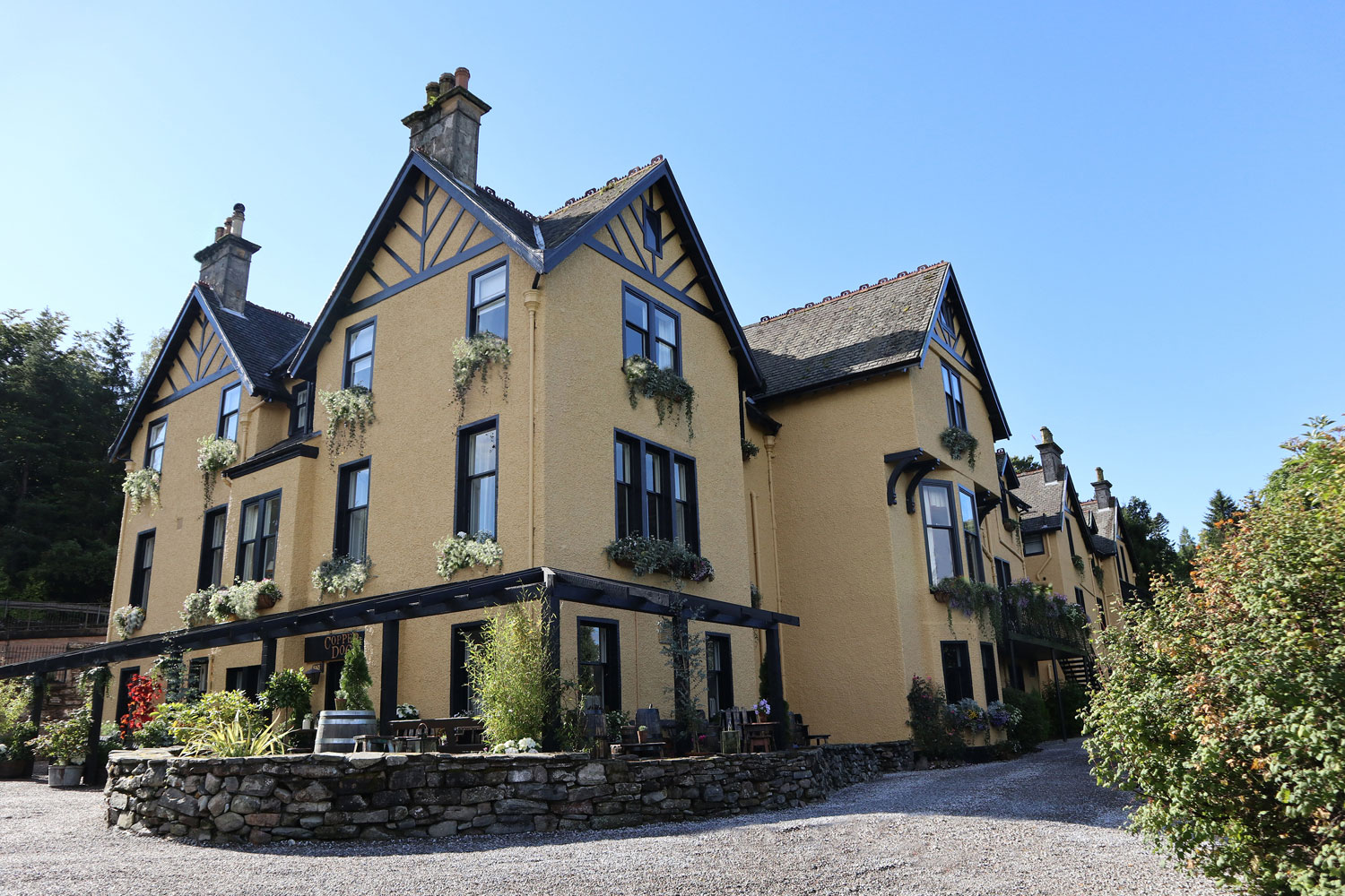 The Craigellachie Hotel in Speyside Is 125 Years Old!