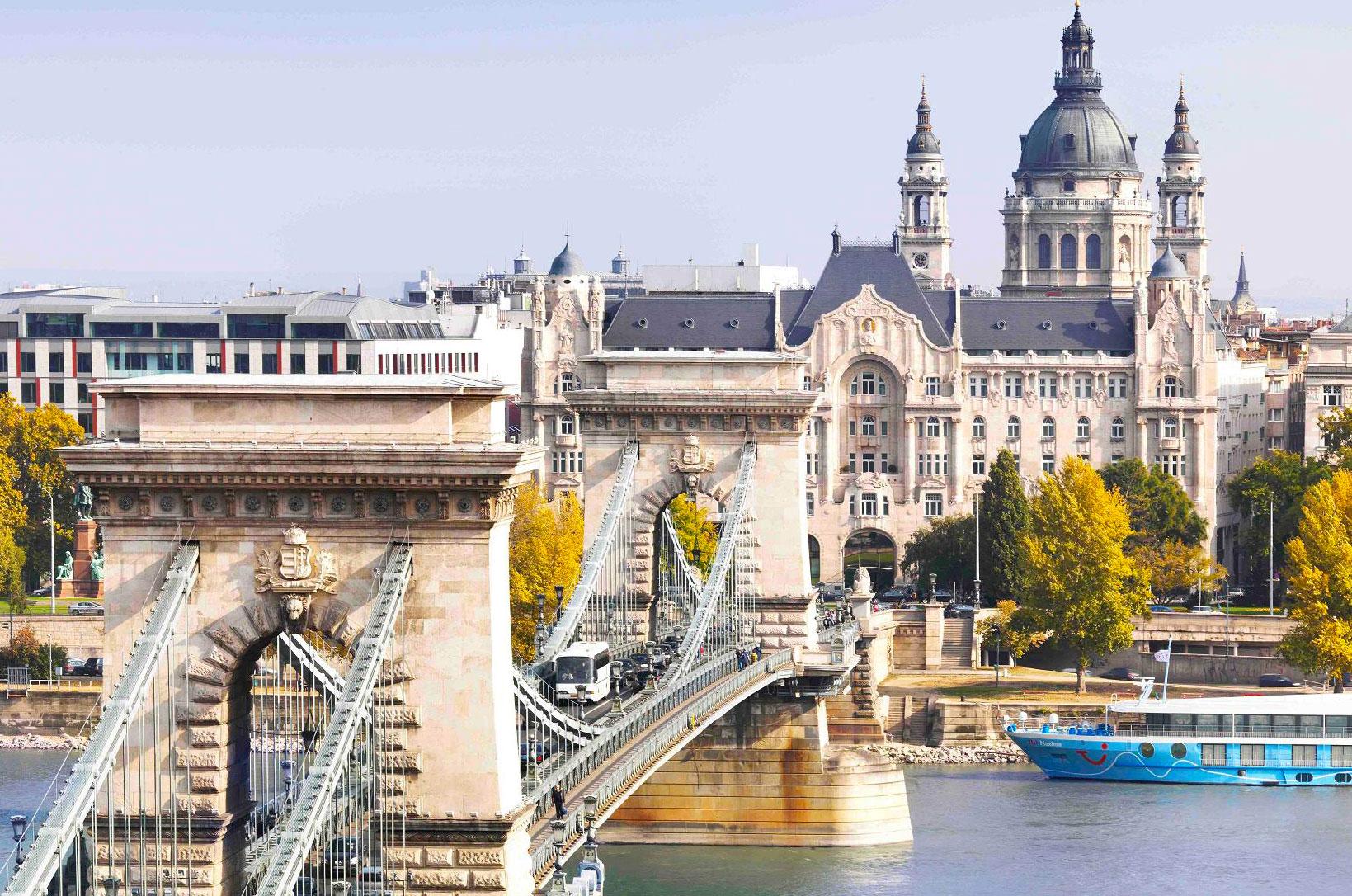 Bijou Budapest: The City's Trendiest Hotels