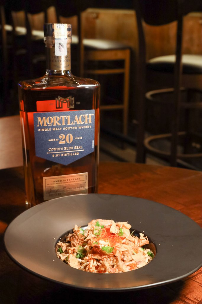 Mortlach Whisky And A Perfectly Structured Meal Is Just The Job 5