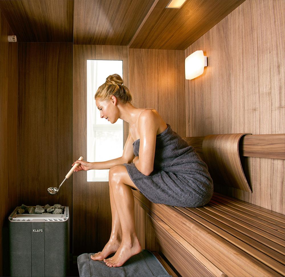 If James Bond Had A Sauna It Would Be A KLAFS S1 3