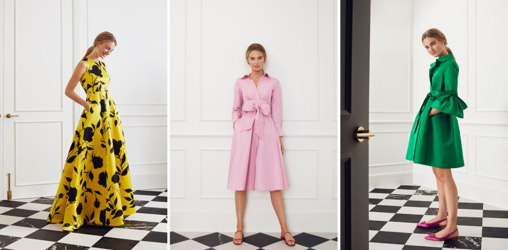 Fashion Meets Art With Carolina Herrera's Spring Summer 2019 Collection 5