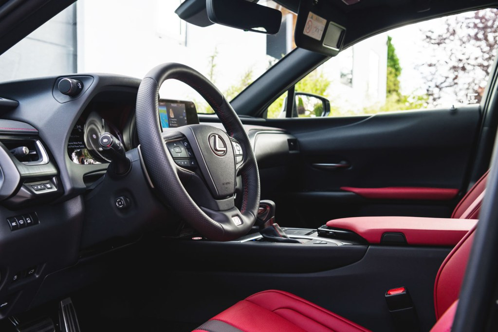 First Drive In Barcelona: The New Lexus UX Compact SUV 7