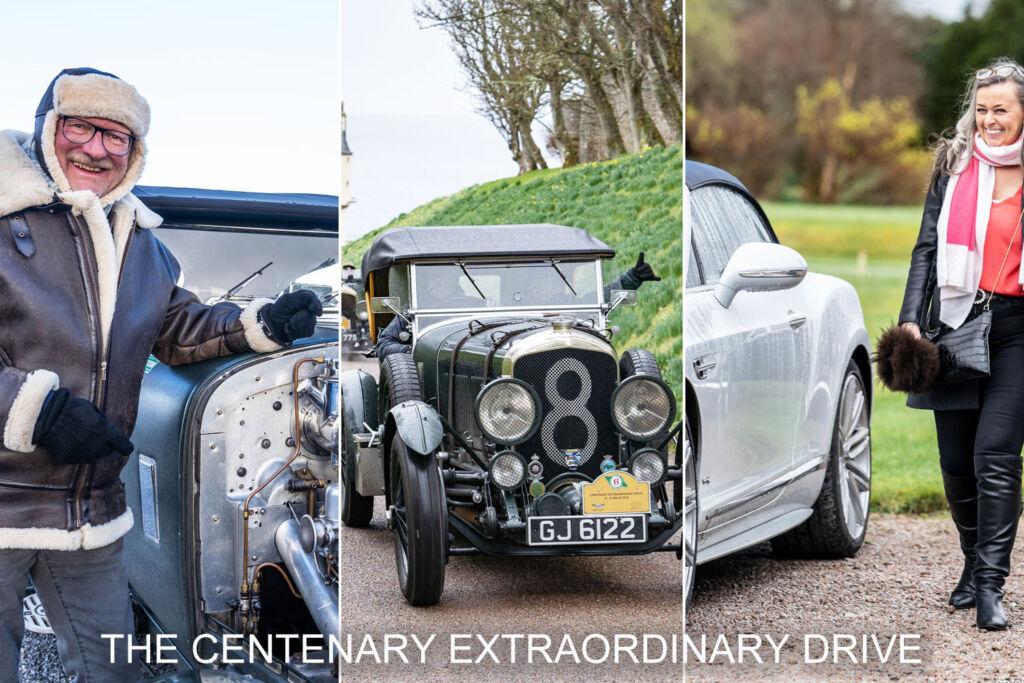 The Bentley Drivers' Club Centenary Extraordinary Drive