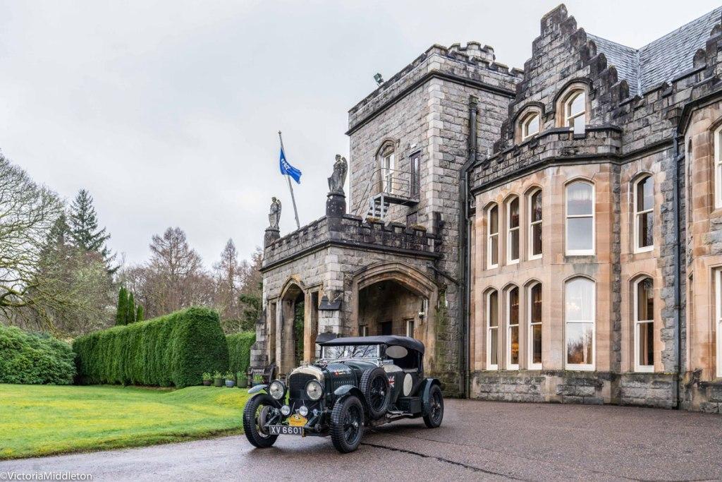 The Bentley Drivers Club Centenary Extraordinary Drive 14