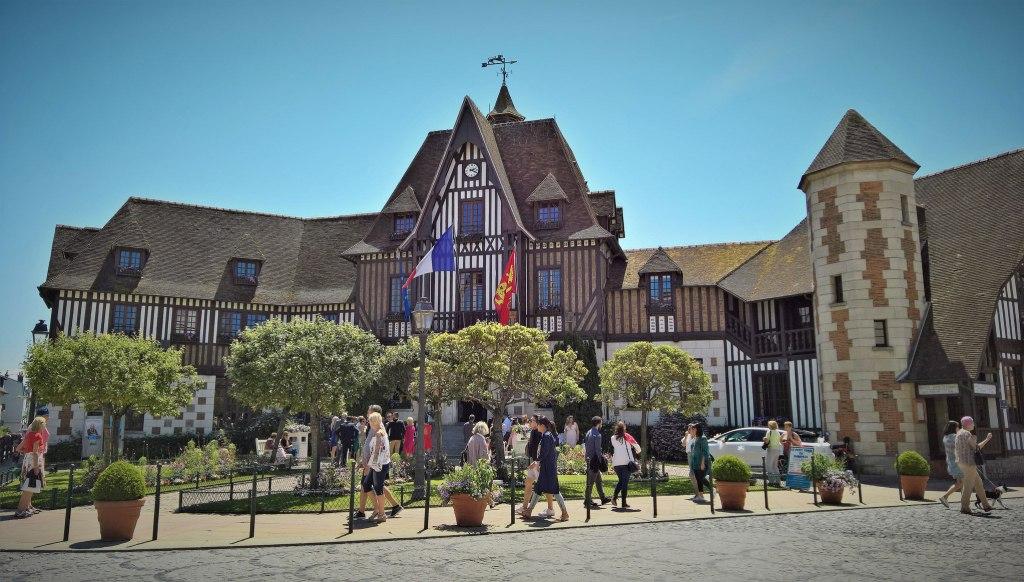A Weekend Stay at the Hôtel Barrière l'Hôtel du Golf, Deauville, Normandy 1
