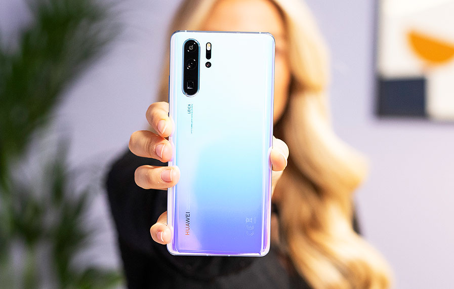 The New HUAWEI P30 Pro Smartphone