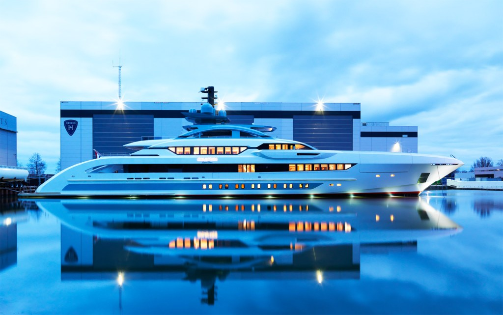 Luxurious Magazine Interview With Arthur Brouwer, CEO Of Heesen Yachts 6