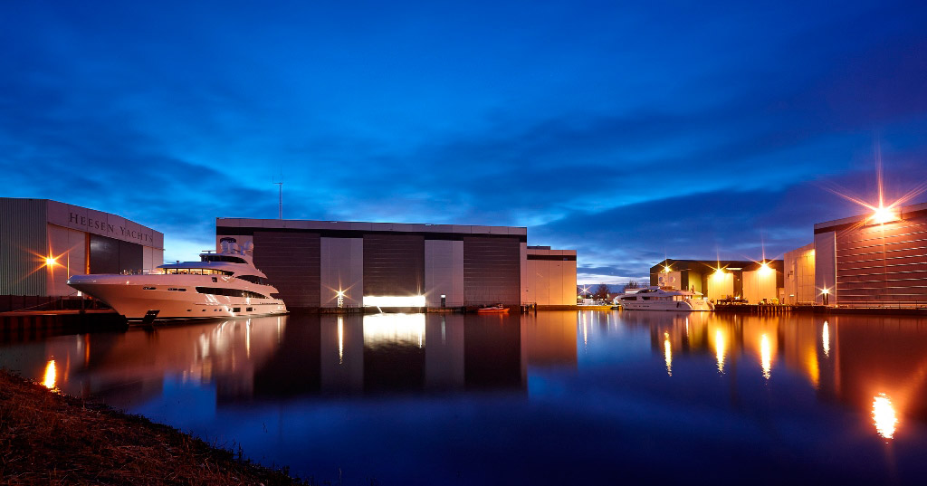 Luxurious Magazine Interview With Arthur Brouwer, CEO Of Heesen Yachts 7