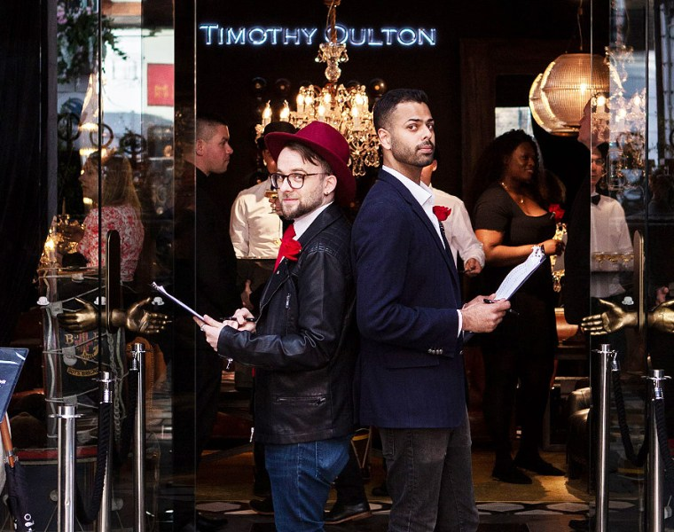 An Evening of Style with Timothy Oulton at Bluebird in Chelsea 10