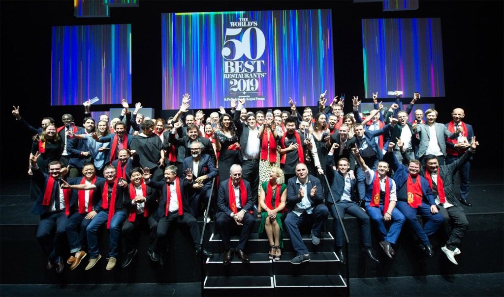 Alain Passard Wins 2019 Chefs' Choice Award at The World's 50 Best Restaurants 2019 5