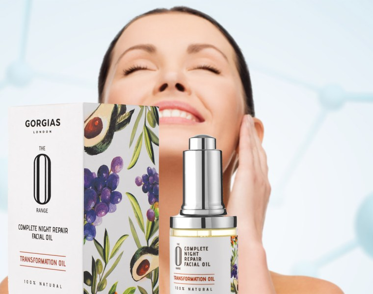 Gorgias 100% Natural Facial Oils