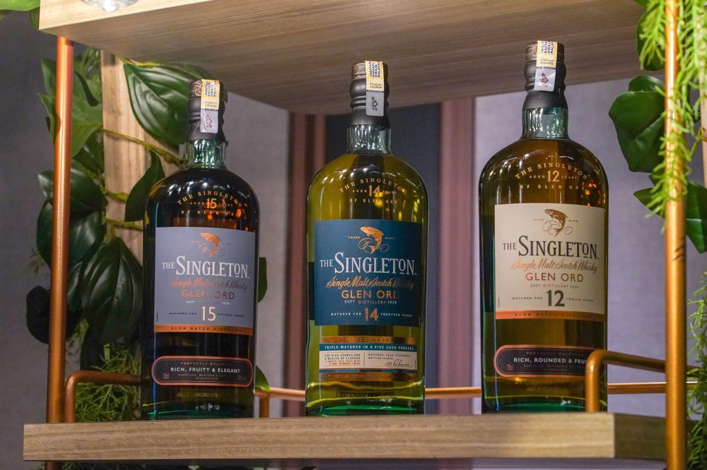 A Taste of the Boundary-Pushing Singleton of Glen Ord Aged 14 Years 2