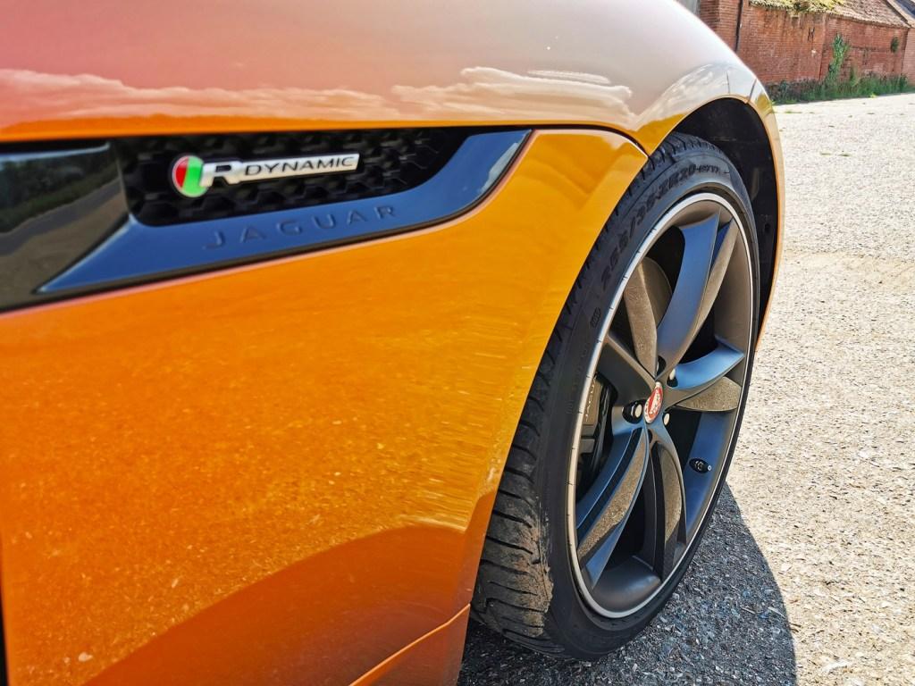 Luxurious Magazine Road Test: The Jaguar F-TYPE Convertible R-Dynamic 2
