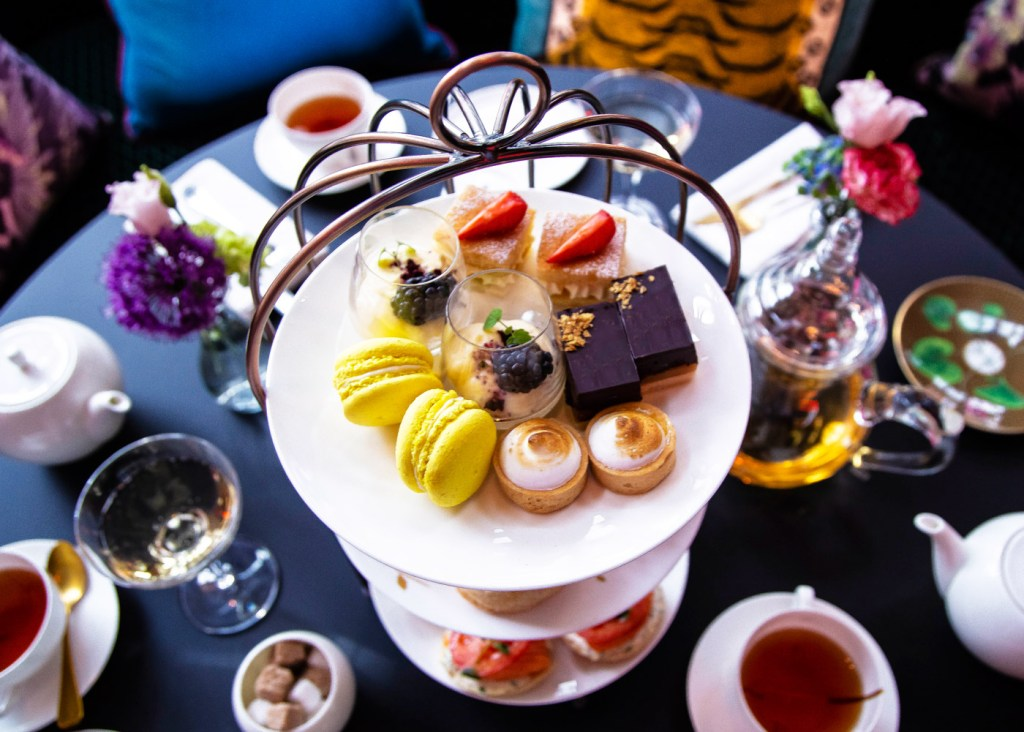 Afternoon Tea at The Green Room