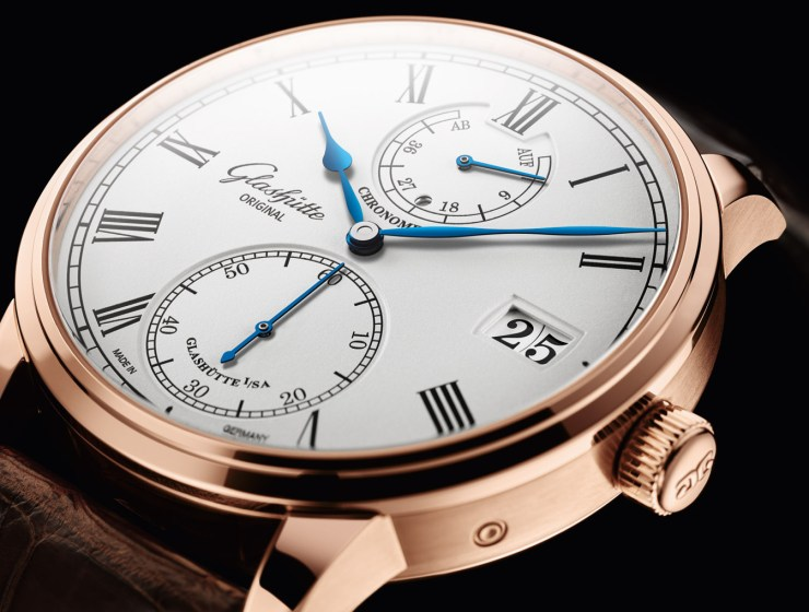 The Senator Chronometer from Glashütte Original - A Masterpiece of Certified Precision 11