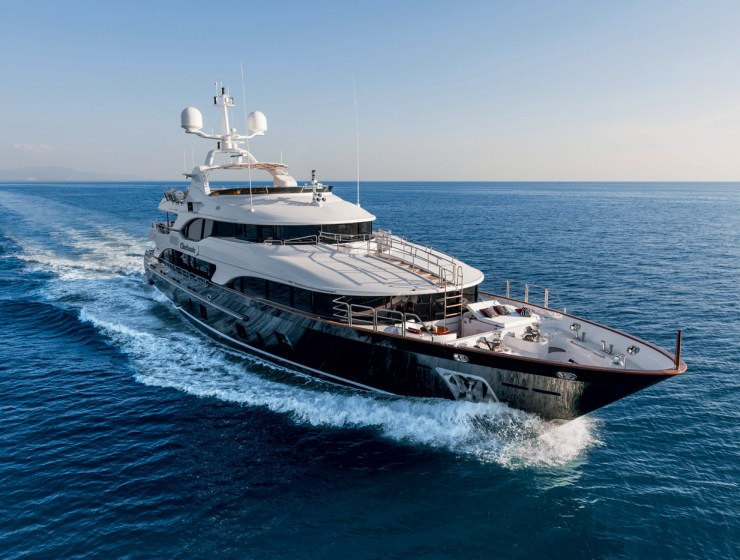 The 145-Foot Superyacht Checkmate Gets a Massive Price Reduction