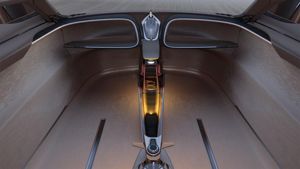 Cumbria Crystal Shines In Bentley's Centenary Concept Car 5