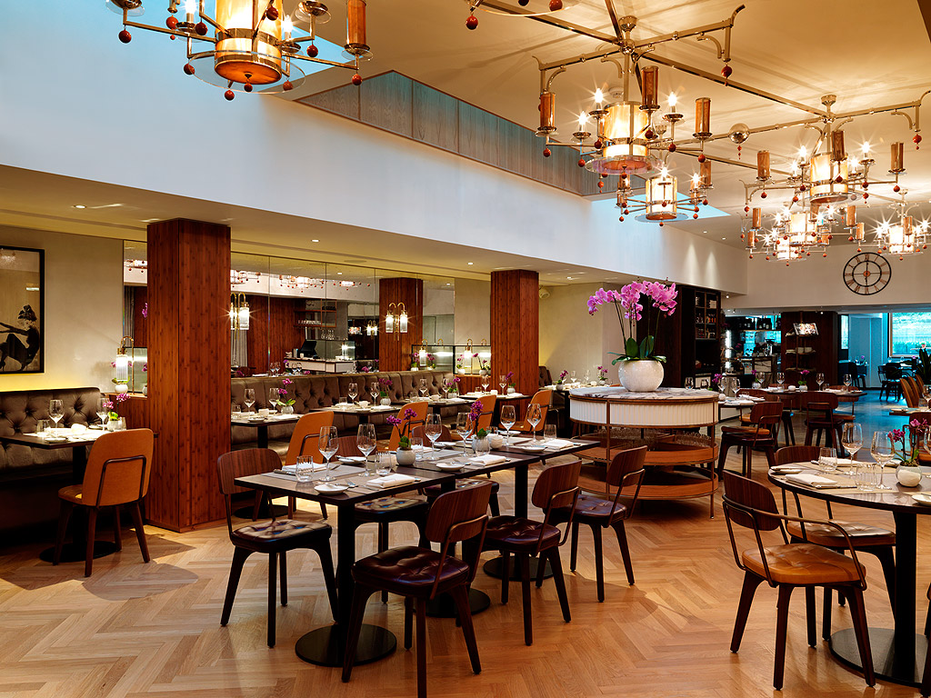 Galvin At The Athenaeum Hotel review by Simon Wittenberg