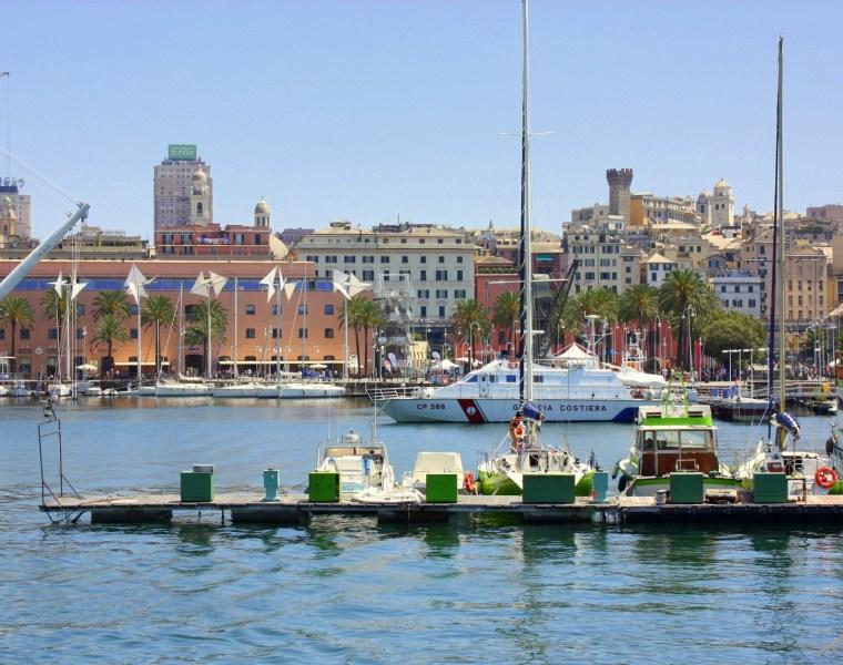 Genoa Announces Series of Autumn Events including Europe's Premium Yacht Show