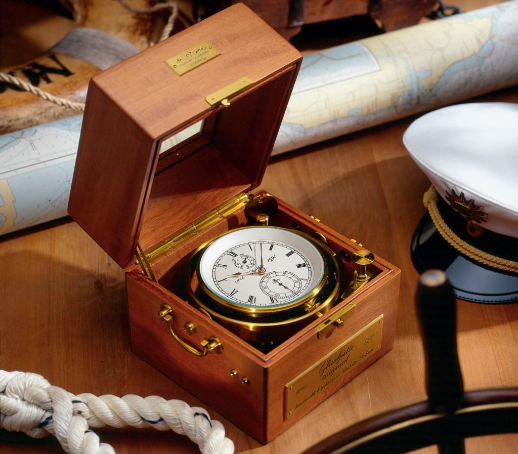 The Senator Chronometer from Glashütte Original - A Masterpiece of Certified Precision 6