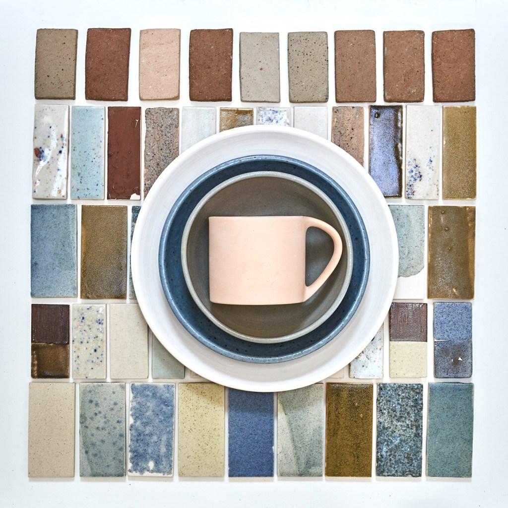 Granby Workshop Unveils Ceramic Tableware Made from Recycled Waste Materials 4