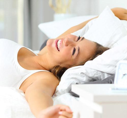 Luxury products to help you sleep better