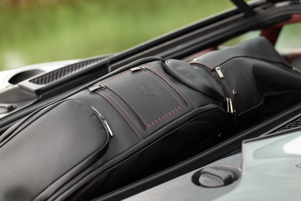 McLaren GT - Full-size golf bag